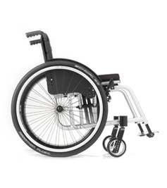 Folding Frame Wheelchairs