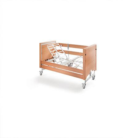 Electrical Homecare 2000 - 4 Section Bed - Adjustable Height